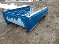 Chevrolet 8' Pickup Box & Rear Bumper