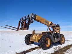 Case 686G Series 2 4x4x4 Telehandler W/36' Reach