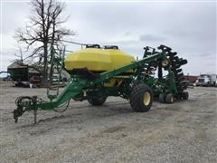2008 John Deere 1890/1910 Seeder & Cart