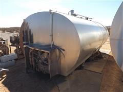 Mueller Bulk Tank W/Chiller