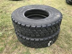 Michelin Stabil'x 12.00R24 Tires