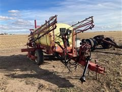Hardi TR800 Pull Type Row Crop Sprayer