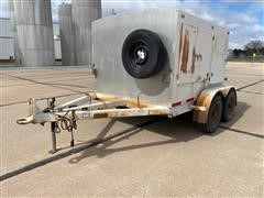 1996 Velcon OFT 30-2 T/A Oil Filter Trailer