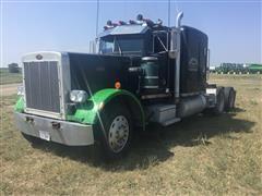 1985 Peterbilt 359 T/A Truck Tractor W/Sleeper