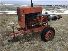 Allis-Chalmers Water Pump