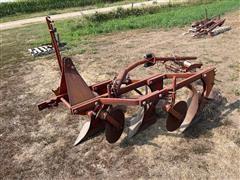 Ford 101 3 Bottom Plow W/harrow