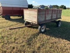100 Bushel Harvest Wagon