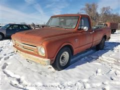 1967 Chevrolet 20 2WD Pickup