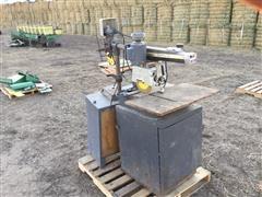 Black & Decker Chop Saw & Rockwell Drill Press