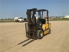 Yale GDP050TE Forklift W/Pallet Fork