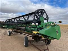 1998 John Deere 925 Flex Header