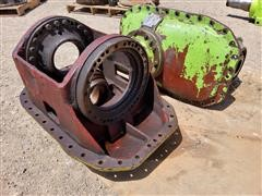 Steiger 450/470 Front Differential, Housing