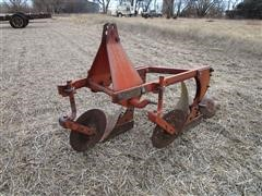"Ford 101 2x16"" Mounted Plow"