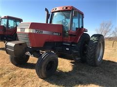 1991 Case IH 7120 2WD Tractor