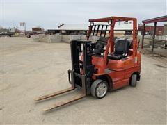 Toyota 42-6FGCU25 Forklift