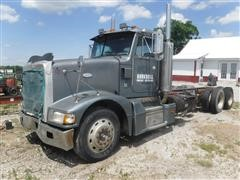 1996 Peterbilt 377 T/A Cab & Chassis