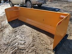 2021 Industrias America Skid Steer Mount Snow Pusher