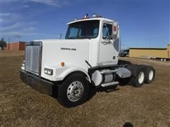 2005 Western Star 4900 T/A Day Cab Truck Tractor