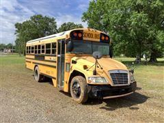 2008 Blue Bird L078204 2WD 48-Passenger Bus