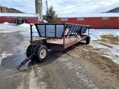 Meyer Feeder Wagon