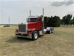1990 Peterbilt 379 (Glider Kit) Day Cab T/A Truck Tractor