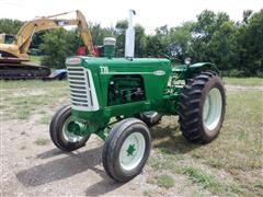 1959 Oliver 770 Wheatland Diesel 2WD Tractor