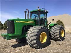 2002 John Deere 9420 4WD Tractor