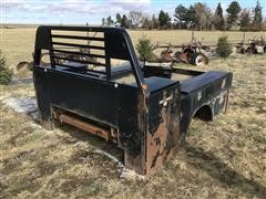"Pronghorn 80""x8.5' Flatbed"