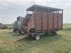 Gehl Forage Wagon