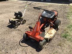 Jacobsen Mark II Lawn Tractor And Tiller