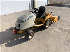 1998 Cub Cadet HDS3186 Lawn Tractor W/mower & Tiller Attachments