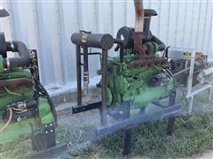 John Deere 6068TF150 Engine