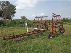 Noble Pull-Type Field Harrow