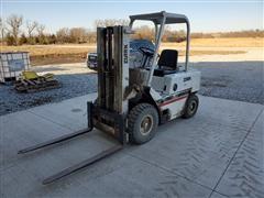 Clark C500 Y55 Forklift