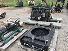 2012 Arrow VRG330CF Power Unit
