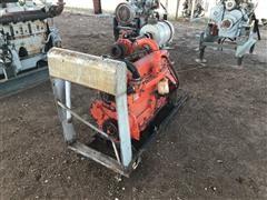 Allis-Chalmers 2900 6-Cylinder Diesel Power Unit (NON-OPERATIONAL)