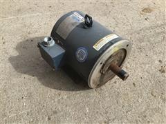 Leeson C184T17Dk15b 5 Hp 3 Phase Electric Motor