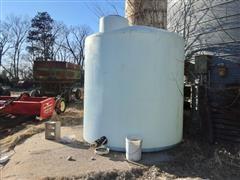 Snyder Poly Storage Tank