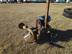 Electric Driven Irrigation Pump