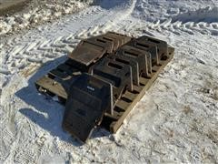 Case Tractor Weights