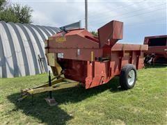Schuler 220BF Silage/Feed Wagon
