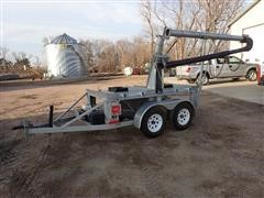 2011 ADS ST100 Pro Box T/A Seed Tender
