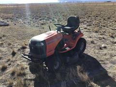 Husqvarna YTH1848XP Lawn Mower