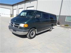 1999 Dodge Ram Wagon B 35009 Cargo Van