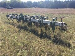 KMC 6-Row Rolling Cultivator