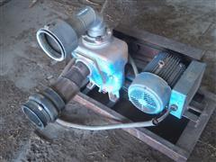 Berkeley Self Priming Booster Pump