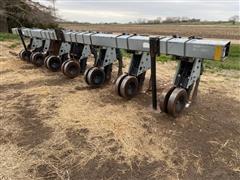 "Hiniker 5000 6R36"" 3-Pt Row Crop Cultivator"