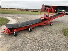 Renn RGC 2422 Hydraulic Feeding Conveyor