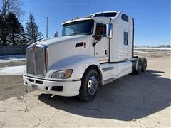 2010 Kenworth T660 T/A Truck Tractor