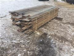 Lumber Black Walnut/Cherry Mix Boards
